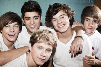 One Direction won a 2012 Brit Award for Best British Single.