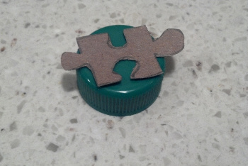 Puzzle Piece Stamp