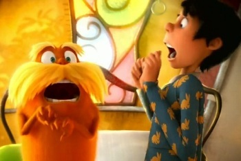 The Lorax and The Once-ler