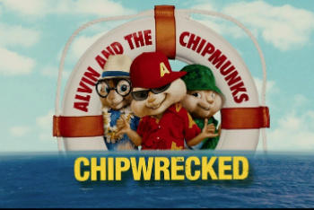 Alvin and the Chipmunks: Chipwrecked on Blu-ray and DVD