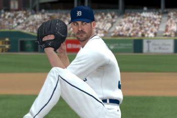 Detroit pitcher