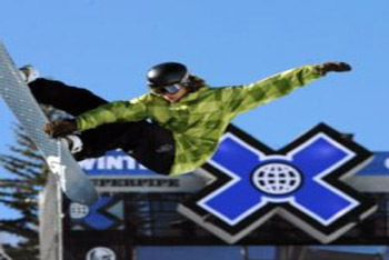 Louie Vito at X Games