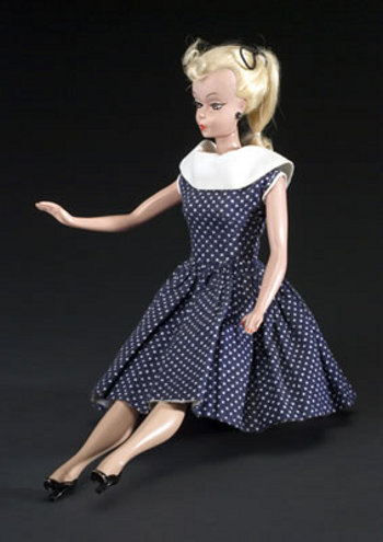 In the 1950s Bild Lilli, a doll based on a German comic strip, became popular with little girls