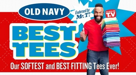 Old Navy Best-Tees