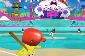 Nicktoons MLB 3D :: 3DS Game Review