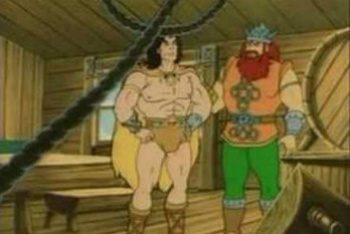 Conan the Adventurer: Season Two: Part 2 on DVD