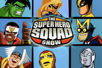 The Super Hero Squad Show: The Infinity Gauntlet: Season 2, Volume 3 on DVD