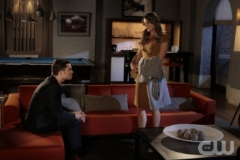 Chuck Confronts Diana
