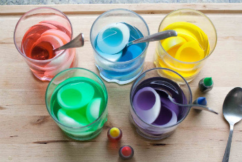 Food Coloring for your eggs