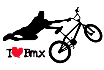 I love BMX