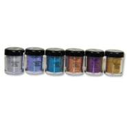 6 NYX Glitter on-the-go Multi-Purpose Glitter