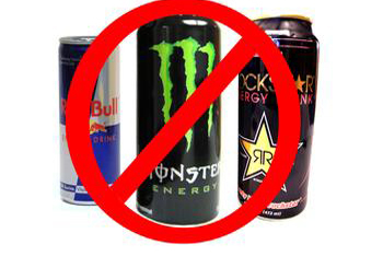 No Energy Drinks