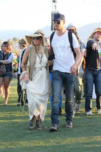 Singer Fergie and Actor Josh Duhamel