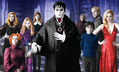 Barnabas with his family