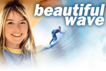 Beautiful Wave on Blu-ray and DVD