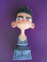 Tiny ParaNorman head