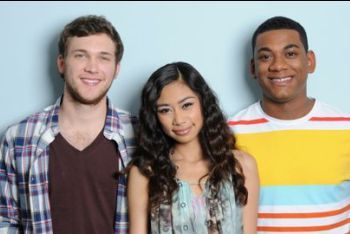 American Idol 2012 Top 3 Finalists