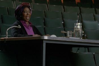 Glee: Season 3, Episode 18 :: Choke