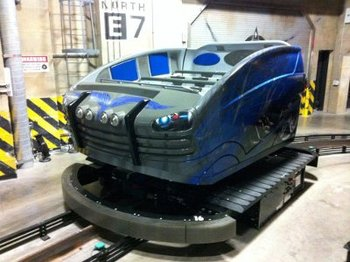 Transformers Ride Vehicle