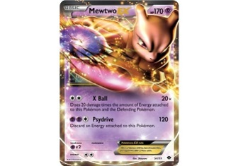 Mewtwo EX