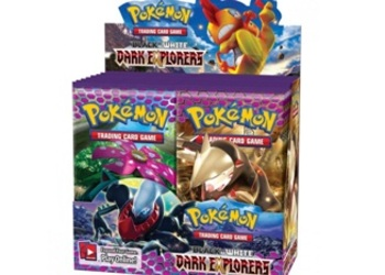Dark Explorers Booster Packs