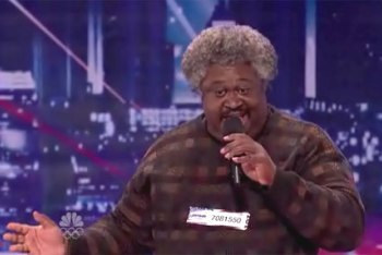 Ulysses on America's Got Talent 2012