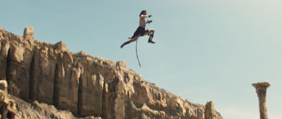 Taylor Kitsch Gravity Jump