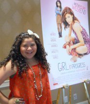 Raini Rodriguez at our interview