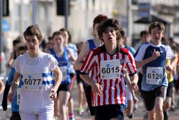 Teen Marathon