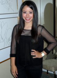 Cierra Ramirez  at our interview