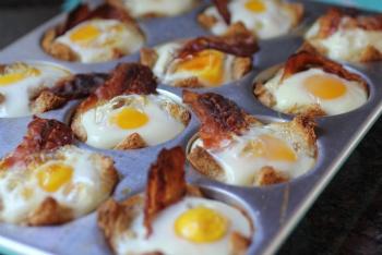 Egg Mom Muffins