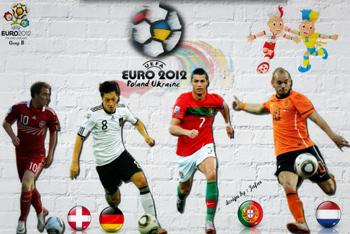 Euro Cup 2012 Poland-Ukraine