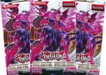 Yu-Gi-Oh! Galactic Overlord Booster Set