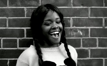 "Azealia Banks' song ""212"" went viral on the internet last fall"