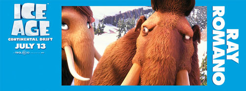 Ice Age 4: Exclusive Cover Photo