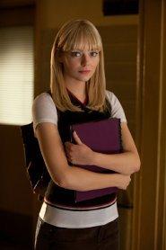 Emma as Gwen at school