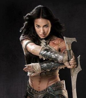 Warrior princess Dejah