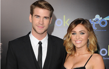 Miley and Liam just announced their engagement!