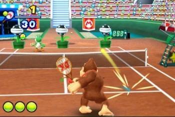 Donkey Kong vs. Yoshi