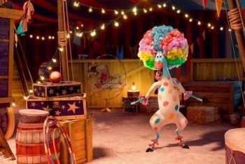 Marty's Afro Circus