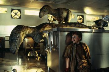 Jurassic Park is a prehistoric mayhem