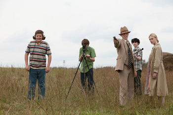 Movie making to mystery in Super 8