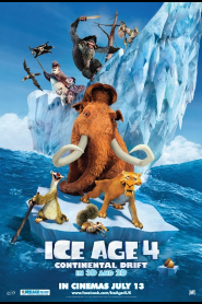 Ice Age 4 Poster