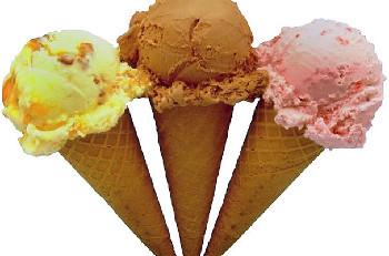 The 1904 World's Fair made cones popular
