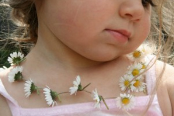 Daisy Chain Necklaces