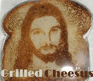 Finn's Grilled Cheesus
