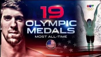 19 Medals!