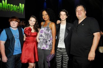 """""""Paranorman"""" World Premiere at The Globe Theatre at Universal Studios on August 5, 2012"""