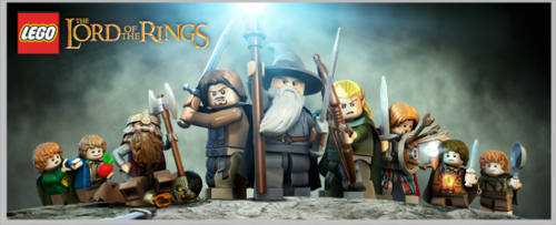 LEGO The Lord of the Rings Exclusive Image