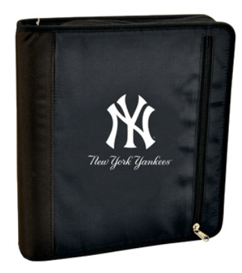 New York Yankees Binder
